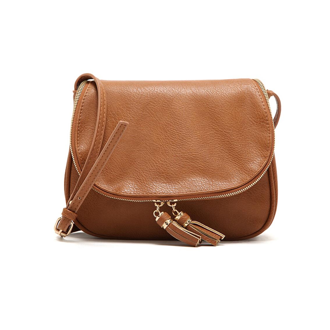 2016 Trendy Tassel Leather Handbags