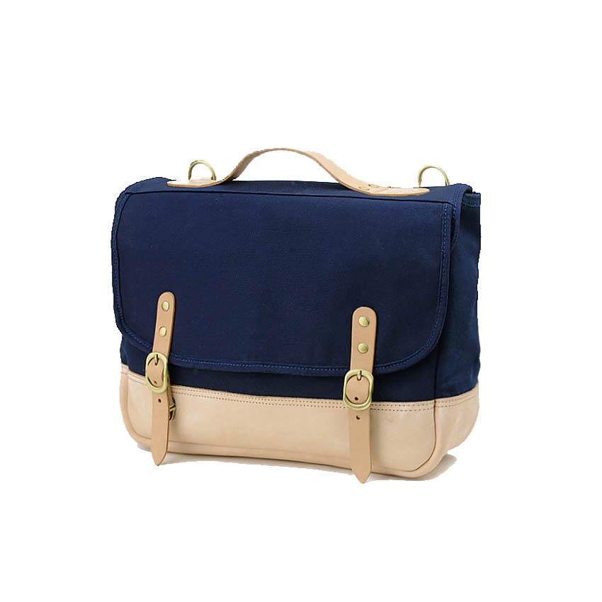 Line Artisanal Designer Messenger Bag - Fitiny